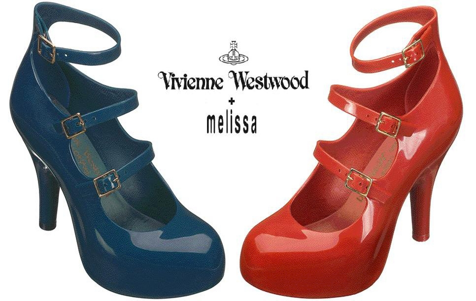 Melissa Three Straps Elevated