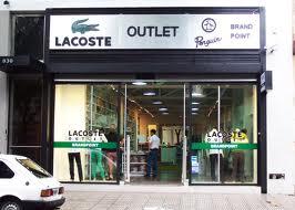 Lacoste outlet - Villa Crespo