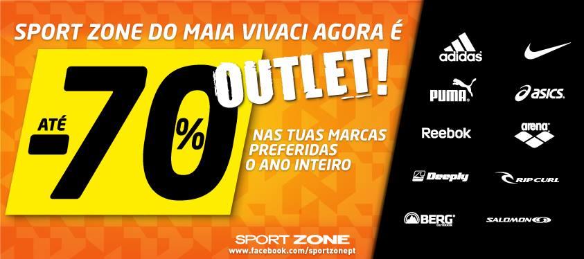 Citaten Sport Zone : Sport zone outlet