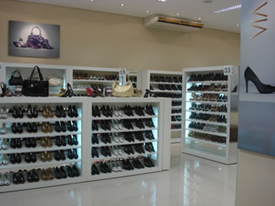 sapatos outlet